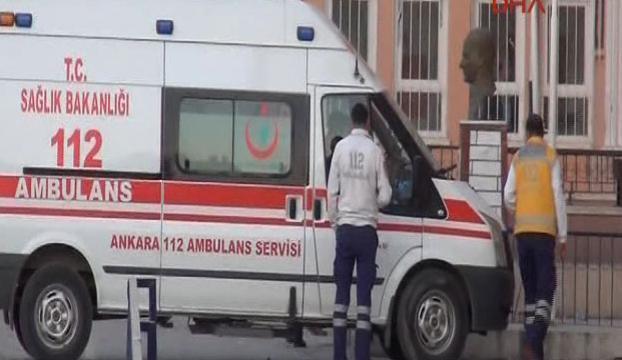 Ankarada öğrenci dehşeti!