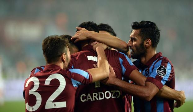 Trabzonsporun Avrupa Ligindeki rakipleri