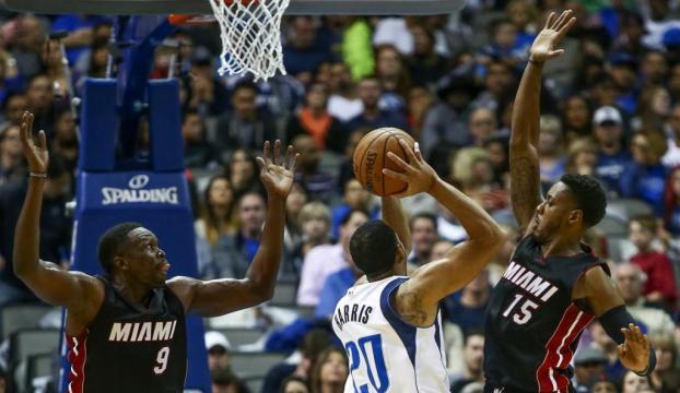 Miami Heati Deng sırtladı