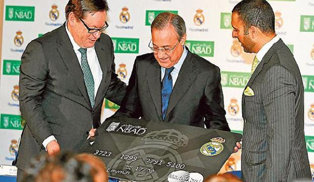 Real Madrid amblemi değişiyor