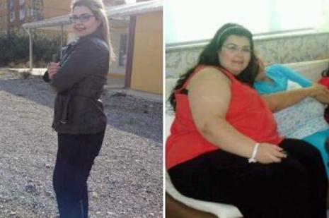 78 kilo verdi hayatı değişti