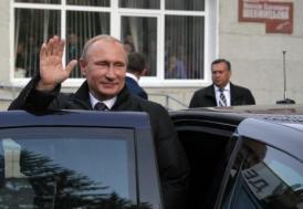 AFP, Putin'i yılın en etkili ismi seçti