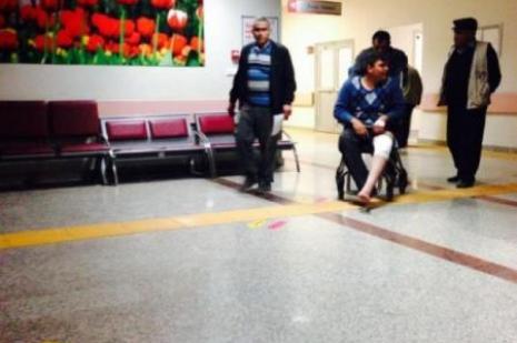 Afyonkarahisarda silahlı çatışma: 3 yaralı