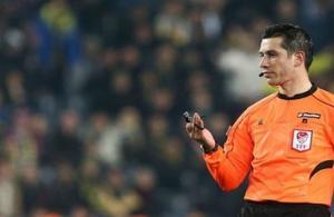 Ali Palabıyık, Braga-Shakhtar Donetsk maçını yönetecek