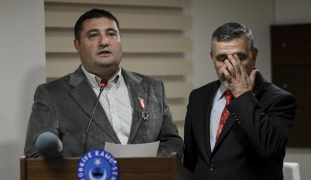 Ali Dala Üstün İnsan şeref madalyası