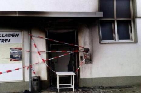 Almanyada İslamofobik saldırı