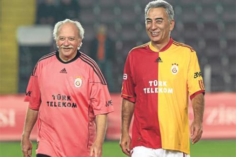 Galatasaray başkanlığına Yalman aday oldu