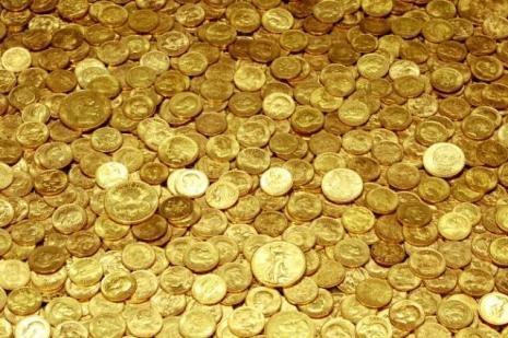 Altın fiyatları yerle bir oldu!