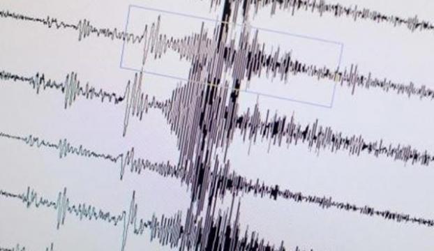 Amasyada deprem