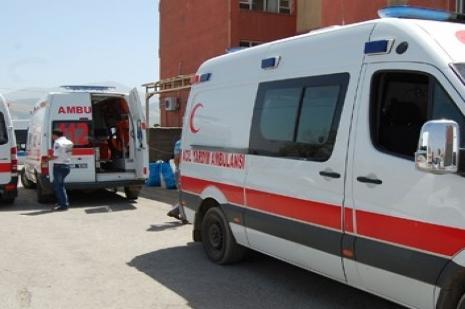 12 yaralı ve 4 ölü Şanlıurfaya getirildi