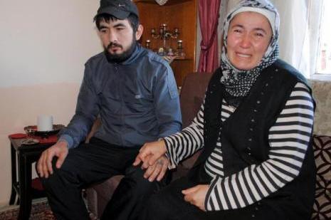 Anne ve oğlun uyuşturucuyla savaşı