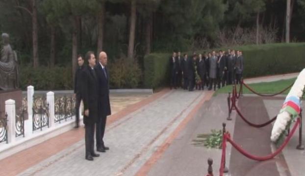 Bakan Çelik Azerbaycanda