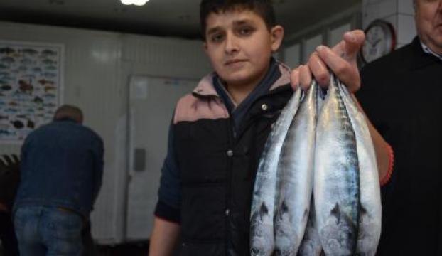 Balıkçılar denize açılamadı fiyatlar yükseldi