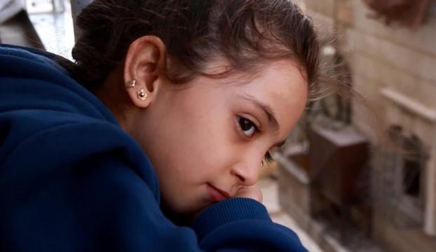 Halep'te katliamları duyuran küçük Bana'dan ses var