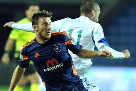 İstanbul Başakşehir, Panathinaikosa 1-0 mağlup oldu