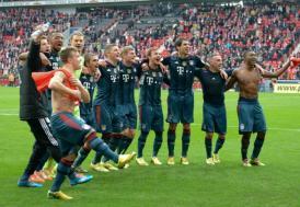 Bayern Münih gün sayıyor