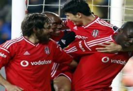 Beşiktaş, Kasımpaşa'yı 2-0 yendi