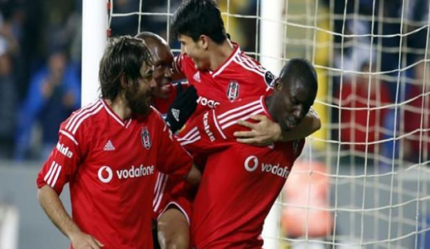 Beşiktaş, Kasımpaşayı 2-0 yendi