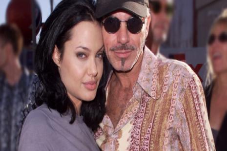 Angelina Jolie'nin eski eşi konuştu