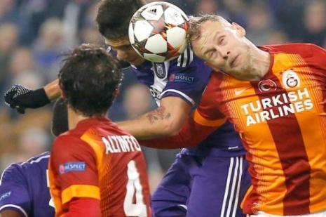 Galatasaray, bir ilki yaşadılar