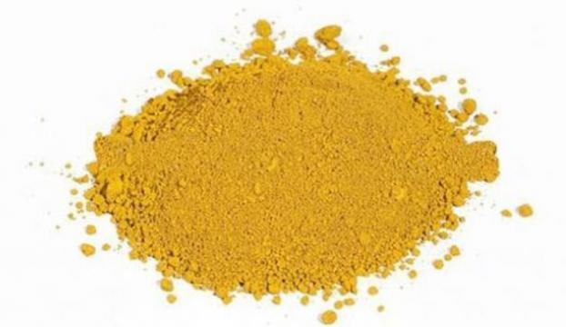 Sarı toz şarbon mu?