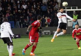 Beşiktaş'ta Demba Ba farkı
