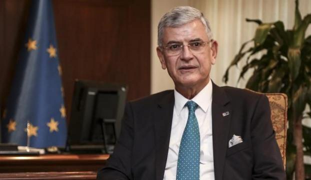 """AB Bakanı Bozkır: """"Rum yönetimine izin vermeyiz"""""""