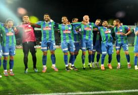 Çaykur Rizespor: 3 - Torku Konyaspor: 1