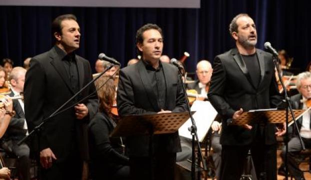 CSO Sakaryada ücretsiz konser verdi