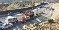 Isparta'da feci işçi kazası