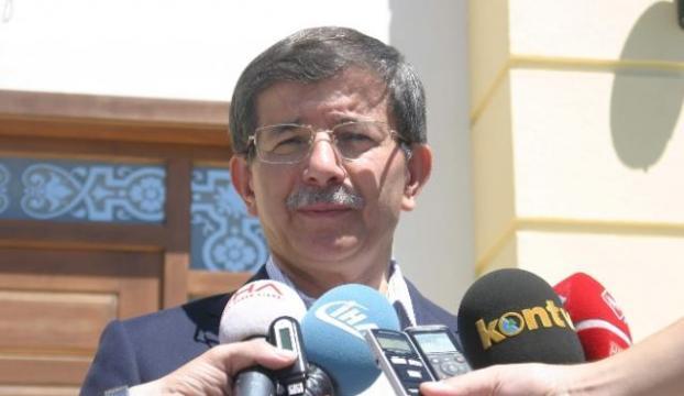 Davutoğlu HDPnin çağrısına tepki gösterdi