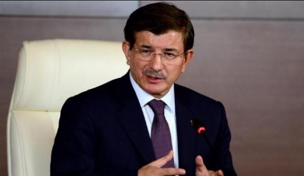 """Davutoğlundan BBCye """"Kobani"""" röportajı"""