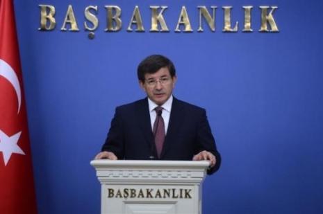Davutoğlu Türkiye'nin dış politikasını açıkladı