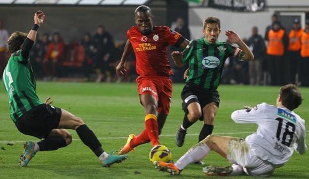 Galatasaray - Akhisar maçının günü ve saati değişti