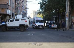 Diyarbakır'da 3 mahallede sokağa çıkma yasağı