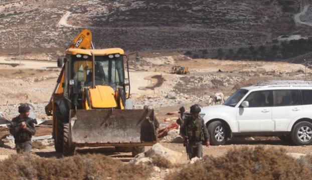 İsrailden Doğu Kudüste yeni yerleşimler