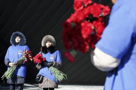 Donetsk Bölgesi'nde 286 kadının cesedinin bulunduğunu bildirdi.