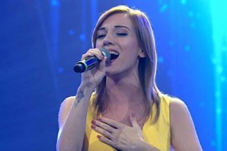 O Ses Türkiye'de gecenin en iyi sesi Duygu Sayar