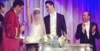 Dizi evliliği gerçek oldu