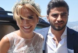 Ece Erken'den düğün sürprizi