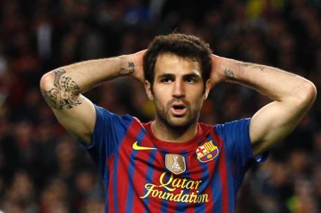 Fabregas'tan Ramos'a tepki