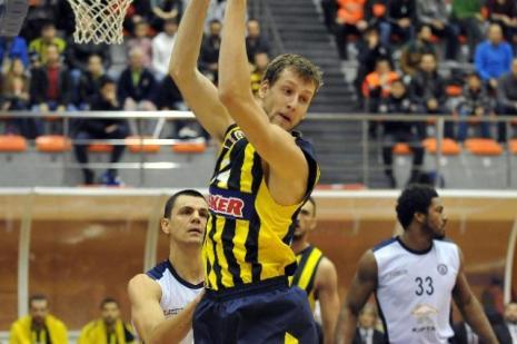Fenerbahçe karşılaşmadan galibiyetle ayrıldı