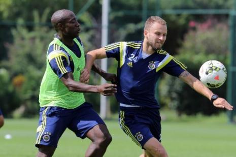 Fenerbahçe hazırlıkları tam gaz devam ediyor