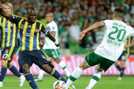 Fenerbahçe ile Bursaspor 91. randevuda