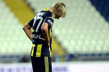 Fenerbahçeden gidiyor