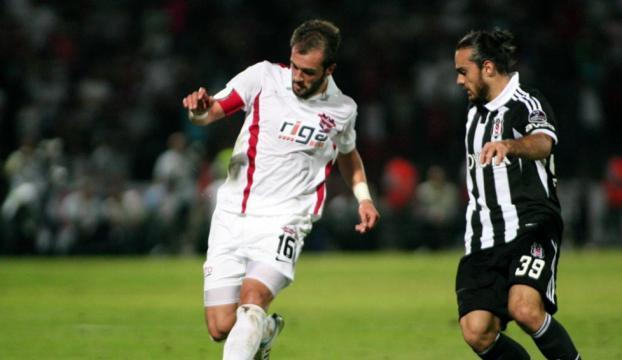 Gaziantepspor, Beşiktaş karşında temkinli