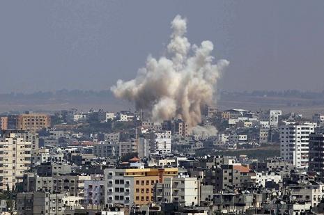 Gazzenin yeniden imarı projesi