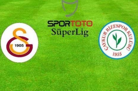 347 Galatasaray – Rizespor