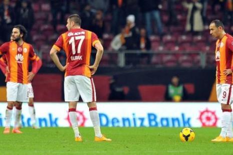 Galatasaray'a 1 Ayda 17 Gol