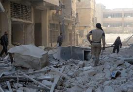 Halep'te bir sivil katliam daha: Kadın ve çocuk 25 ölü